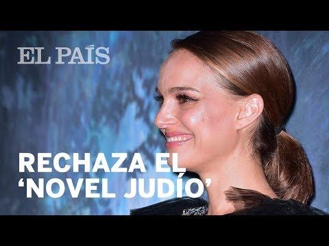 Natalie Portman rechaza el 'Nobel judío'