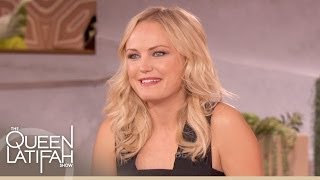 Malin Akerman Does a Swedish Rap! on The Queen Latifah Show