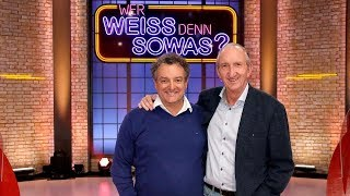 Wer Weiß Denn Sowas? (16) -- Folge vom 27.07.2017