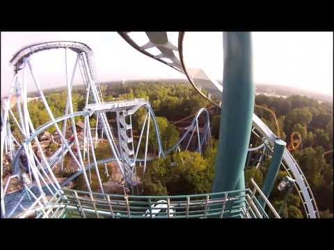 Official Alpengeist POV | Busch Gardens Williamsburg VA