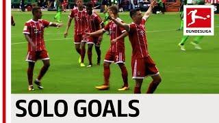 Top 5 Solo Goals So Far - Lewandowski, Werner & More