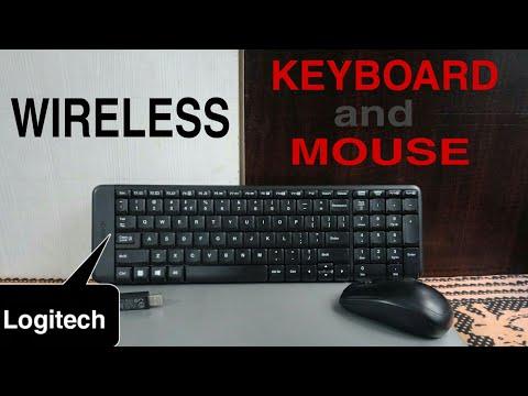 Best Wireless Keyboard & Mouse Combo | Logitech MK220 Unboxing & Review