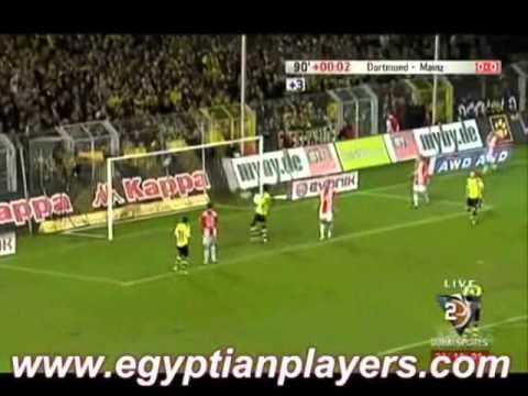 Mohamed Zidan --- Comeback story