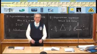 Урок 425. Шкала электромагнитных излучений