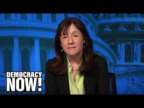 Full Interview: Jane Mayer on the Mercers & the Dark Money B