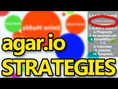 agar.io ~ Strategy Guide ~ Tips for your...