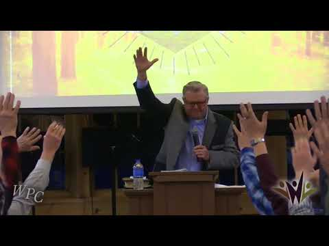 Wayne Huntley – Minnesota Men's Conference 2018 – What On Earth are You doing for Heaven's Sake?