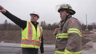 Emergency Response Planning on Construction Projects