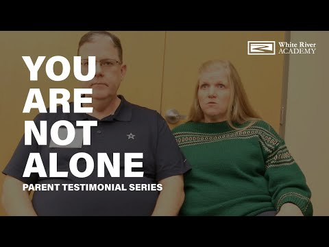 WHITE RIVER ACADEMY I YOU ARE NOT ALONE