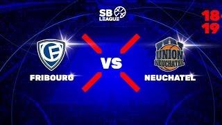 sb league day 1 fribourg vs neuchatel