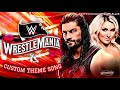 WWE Wrestlemania 36 Custom Theme Song Westwood Road By Andy Black DL mp3