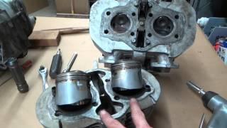 HONDA CB450 CAFE RACER PROJECT PART 4