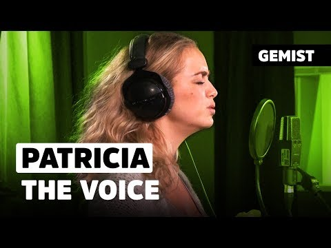 Patricia van Haastrecht - Rise Up  | The Voice Of Holland