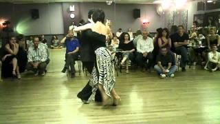 Ney Melo & Ellinor Westrup: Argentine Tango NYC - Milonga Criolla