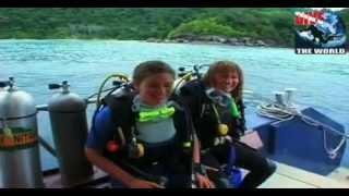 Tauchen Komodo Liveaboard Indonesien - MV Mermaid II