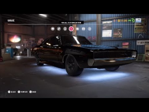 Need For Speed Payback Fast And Furious Dom S Dodge Charger Youtube