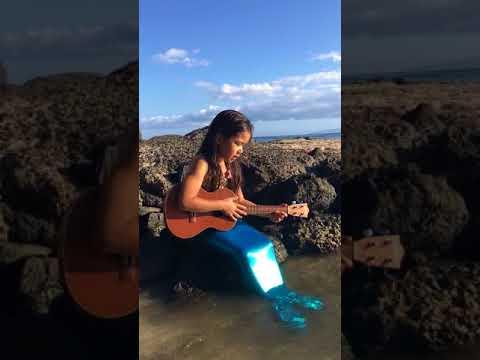 Kalikookalani- Me and the ocean