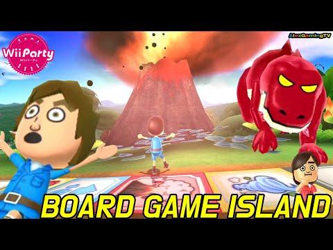 Wii party - Board game island (Eng sub) Player Takumi (Wii 파티 보드게임) | AlexGamingTV