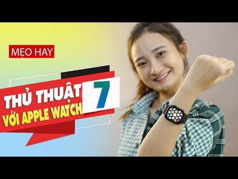 7 thủ thuật với Apple Watch | Minh Tuấn Mobile