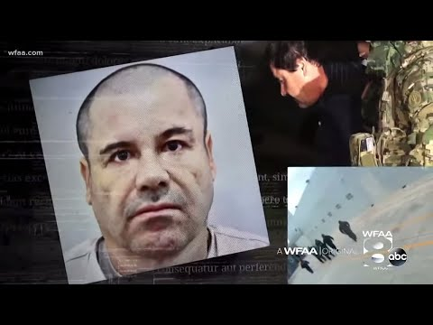 'El Chapo' may face new charges for the murder of six Americans, DEA agent