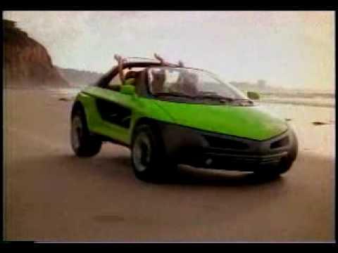 Pontiac Stinger Concept Car