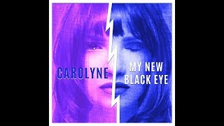 Carolyne - My new black eye official.