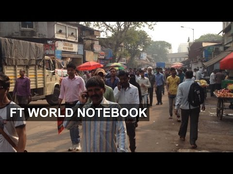 The race to get India online | FT World Notebook
