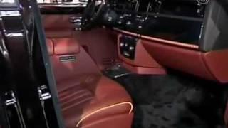 Salon de la voiture de luxe à Guangzhou