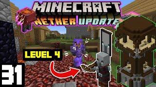 Minecraft 1.16 Hardcore #31ទៅវ៉ៃដល់ផ្ទះ