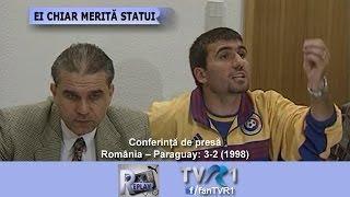 """Hagi: """"Merităm statuie! În 3 ani, fotbalul nostru se duce"""" (1998)"""