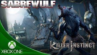 Modo História Sabrewulf - Killer Instinct (Xbox One Comentado)