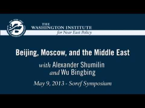 Beijing, Moscow, and the Middle East