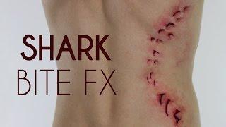 Shark Bite SFX Tutorial | The Shallows | Blake Lively | Shonagh Scott | AD