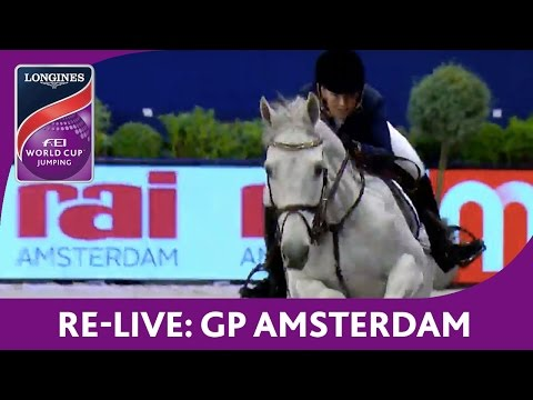 Re-Live - Grand Prix Jumping - Amsterdam