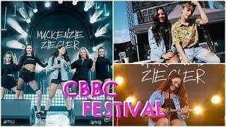 MACKENZIE ZIEGLER AND JOHNNY ORLANDO | CBBC FESTIVAL | KFZ MNZ