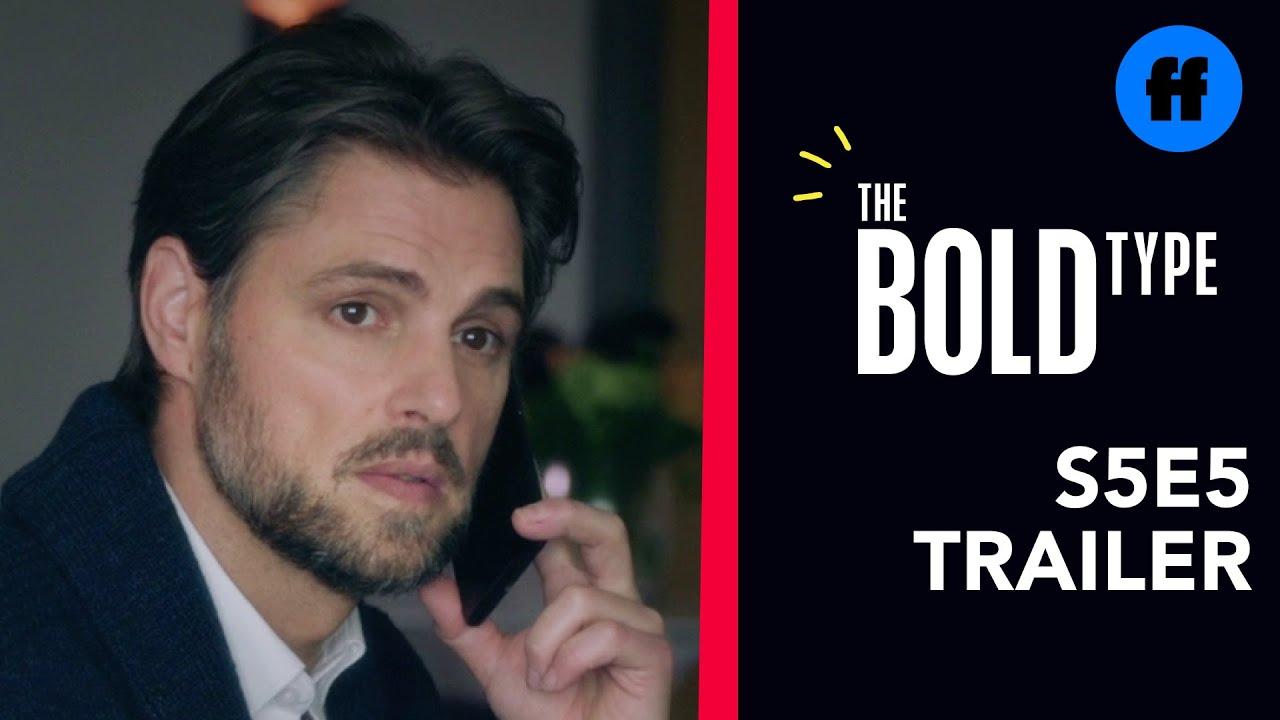 Download The Bold Type   Season 5, Episode 5 Trailer   Richard & Sutton Talk It Out