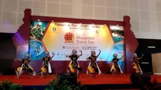 Kencak Rampak Sanggar Tunas Budaya Lumajang