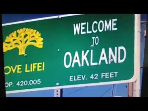 """Oakland """"Love Life"""" Sign At Bancroft And College Stolen"""