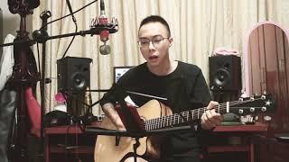 Anh Sẽ Luôn Thật Gần ( Khắc Hưng ) - Tùng Acoustic Cover