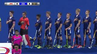 Japan v USA Day 5 Sultan of Johor Cup Hockey 2017