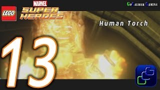 LEGO Marvel Super Heroes Walkthrough - Part 13 - Red Head Detention