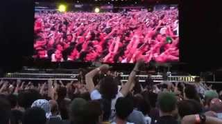 Bruce Springsteen Milano 3/06/2013 Twist and shout & Shout