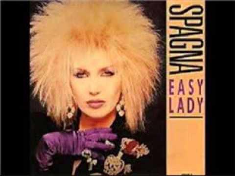 Ivana Spagna* Spagna - Easy Lady / Jealousy