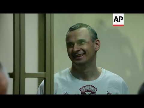 ARCHIVE of Oleg Sentsov, winner of 2018 Sakharov Prize