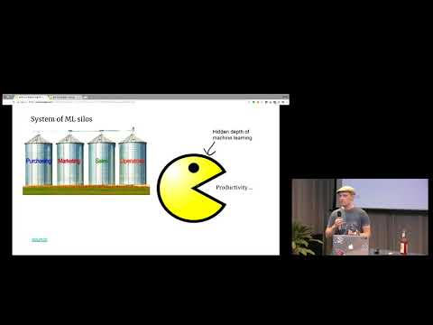 Asset Management for Machine Learning - Georg Hildebrand