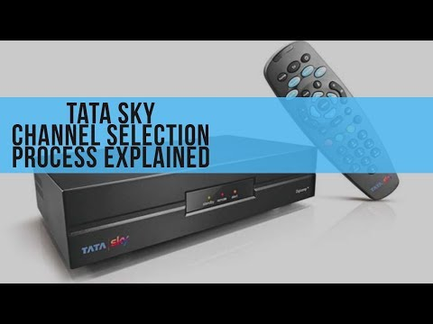 Tata Sky: Step-by-step guide to choose channels for your DTH connection