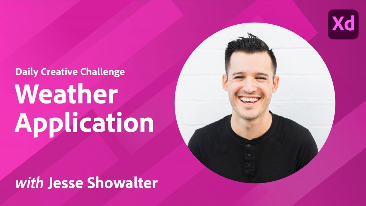 Creative Encore: XD Daily Creative Challenge - Weather Application