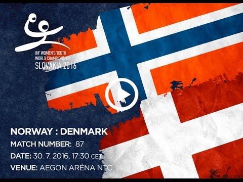 NORWAY : DENMARK