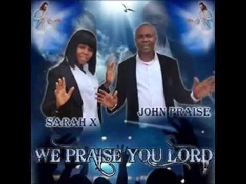 John Praise and Sarah X in BABA WE PRAISE...