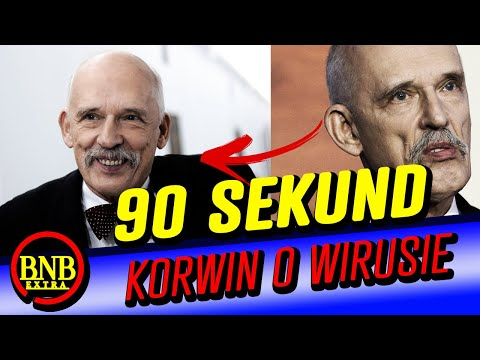 KORWIN MASAKRUJE... KORONAWIRUSA! | 90 SEKUND
